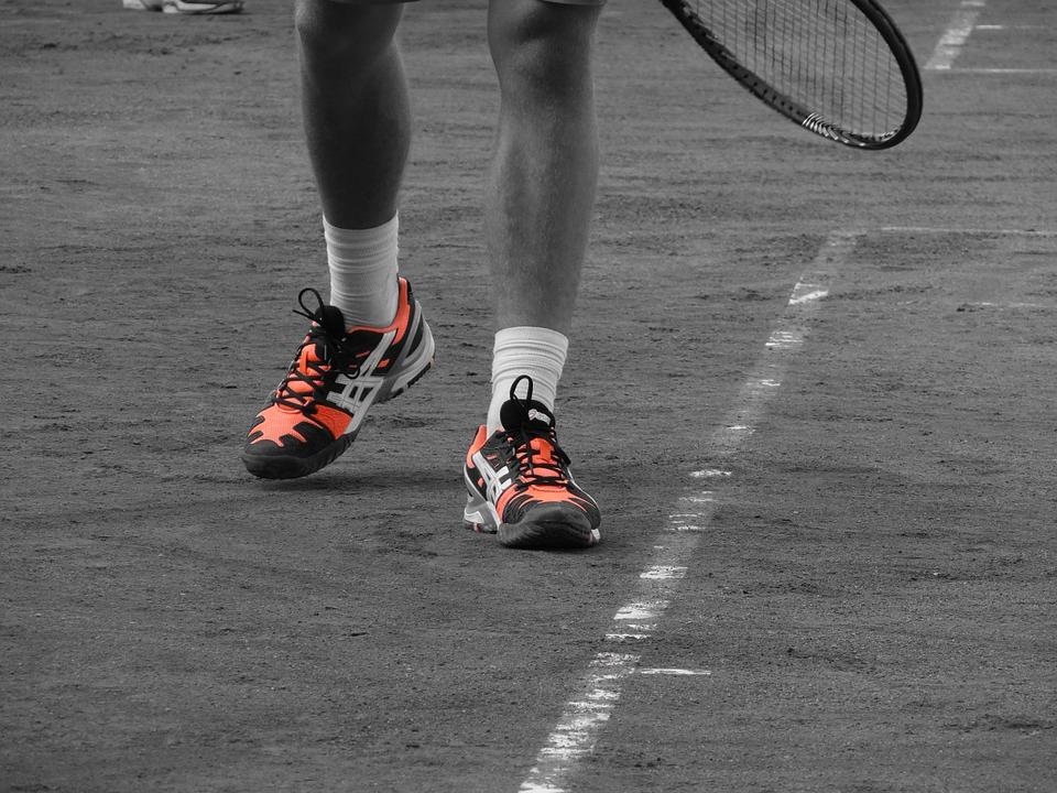 Les meilleures chaussures pour pratiquer le tennis, quelles sont-elles?